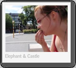 Lontoo 2009: Elephant & Castle (pikkukuva)
