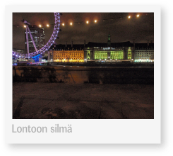 Lontoo 2009: Lontoon silmä (pikkukuva)