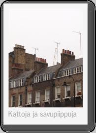 Lontoo 2009: Kattoja ja savupiippuja (pikkukuva)